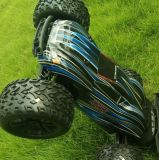Chasis de metal Modelo RC con Hobbywin Controlador de velocidad electrónico