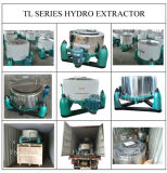 Hydroextractor van de Trekker van het Hotel van de Machine van de wasserij Hydro (tl-25KG) Hydro-Extractor van Kleren