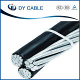 600/1000V Aluminum Conductor PE/XLPE Insulated Overhead ABC Cables