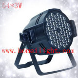 54 door 3 LED PAR Can RGBW Stage Effect Light met Highquality