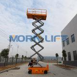 CER anerkannte hydraulische Scissor Aufzug-Tisch