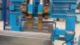 電気変圧器の波形のひれの生産ライン