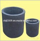 Crucible de grafite para o cobre fundido e alumínio