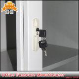 Cabinete de archivo de cristal del acero de la puerta deslizante de la media altura de la oficina pequeño