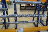 """7 """" rotor de Pcp de la bomba de tornillo de Glb que encajona Series120-18"""