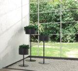 De Vaas van de Bloem van de Tuin van het Bureau van het Huis van Uispair voor Decoratie