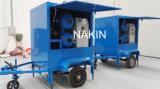 Het mobiele Recycling van de Olie van de Transformator, Zuiveringsinstallatie zym-65 van de Olie