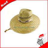 Chapéu do safari da arremetida do chapéu de Sun do chapéu de palha