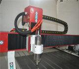 Mobília de madeira do router do CNC que faz a máquina