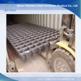 Rete metallica saldata rinforzante concreta galvanizzata 6X6
