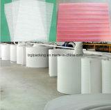 Großhandelsstärken-und der Farben-kundenspezifischer EPE Schaumgummi-verpackenblatt mit Schnittpunkt in der Rolle