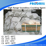 MSDS Crackmax Expansive Mortar/Cracking Agent für Granite Quarrying