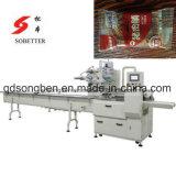 Alimenter horizontal automatique et machine de conditionnement