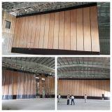 会議場またはオフィスの会議室のための高く移動可能な壁