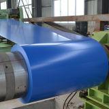 Bobine en acier laminée à froid de Galvalume enduite par couleur (0.15mm-0.8mm) PPGL