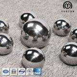 Amostra livre de esfera de aço de cromo de Yusion AISI 52100