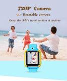 Localización verdadera del perseguidor de Ttime 3G GPS que sigue el reloj para los cabritos