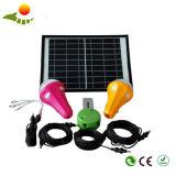 Jogo solar da iluminação