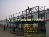 Vorfabrizierter Stahlhochbau---Stahllager