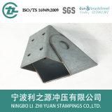 Série de carimbo e de solda do metal do triângulo