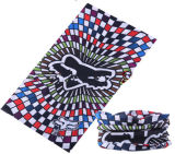 Lenço sem emenda de Headwear de 5 esportes do projeto da cor