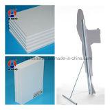 Strato della gomma piuma della scheda della gomma piuma dei forex del PVC per il tabellone per le affissioni