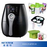 Máquina de la prensa del calor de la taza de la sublimación St1520 mini 3D con Ce