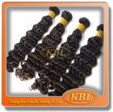 熱い販売の標準ペルーの人間の毛髪の拡張