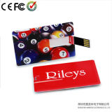 Slanke Credit Card Pen Drive USB met High Speed