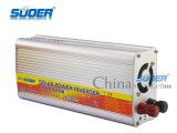Inversor auto solar 12V de la potencia del inversor 2000W de la energía de Suoer a 220V para el uso casero con el precio de fábrica (SUA-2000A)