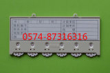 Datilografar a F 15*6.5cm o cartão material magnético do armazém do cartão do armazenamento de cartão com números