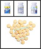 Le coenzyme Q10 de supplément diététique marque sur tablette l'OEM