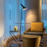 De moderne Tribune Louis Poulsen Lamps van het Metaal van de Verlichting van de Vloer van het Ontwerp Aj voor LEIDENE van de Woonkamer/van de Slaapkamer E27 Bol