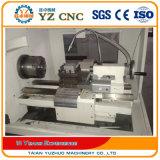 Torno de torneado de alta velocidad del CNC Ck6132