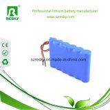 Li-Ion2s4p batterie-Satz 7.4V 8800mAh nachladbar für bewegliche medizinische Geräte