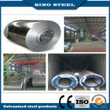 Z100- Z275 Dx51d熱い浸された電流を通された鋼鉄Coil/Giの鋼鉄