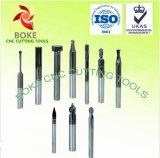 高性能CNCの固体炭化物の切削工具