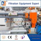 Программа 2017 PLC контролировала давление камерного фильтра при S.S. 304 покрывая для индустрии микстуры