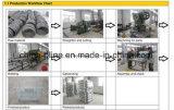 Apilable plegable de la compra de alambre de malla de ruedas para el transporte