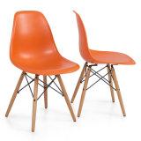 Moderner speisender Ofiice seitlicher Dsw Eames Stuhl