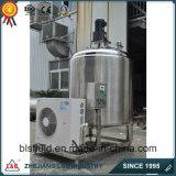 tanque refrigerar de leite do aço inoxidável da alta qualidade 500L