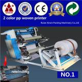 기계를 인쇄하는 짠것이 아닌 직물 PP에 의하여 길쌈되는 직물 Flexographic 인쇄 기계 Flexography