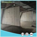 建物の絶縁体の移動可能な隔壁のパネル