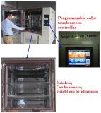 Het Klimaat die van de temperatuur en van de Vochtigheid de Apparatuur van de Test simuleren