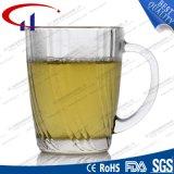 220ml de super Witte Mok van het Glas voor Koffie (CHM8126)