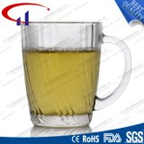 супер белая стеклянная кружка 220ml для кофеего (CHM8126)