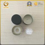 Olivenöl-Glasflasche der Überwurfmutter-250ml (018)