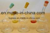 Tobaco Rohr GlasBubblar Ölplattform in den Mischungs-Farben