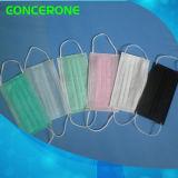 Masque protecteur remplaçable de qualité avec le Non-Woven d'Earloop 3-Ply