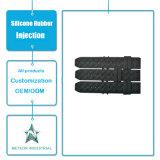 Modanatura promozionale personalizzato dell'iniezione del silicone della cinghia del cinturino del braccialetto del silicone dei regali dei prodotti della gomma di silicone